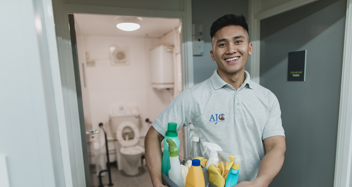 General Cleaning and Janitorial Services