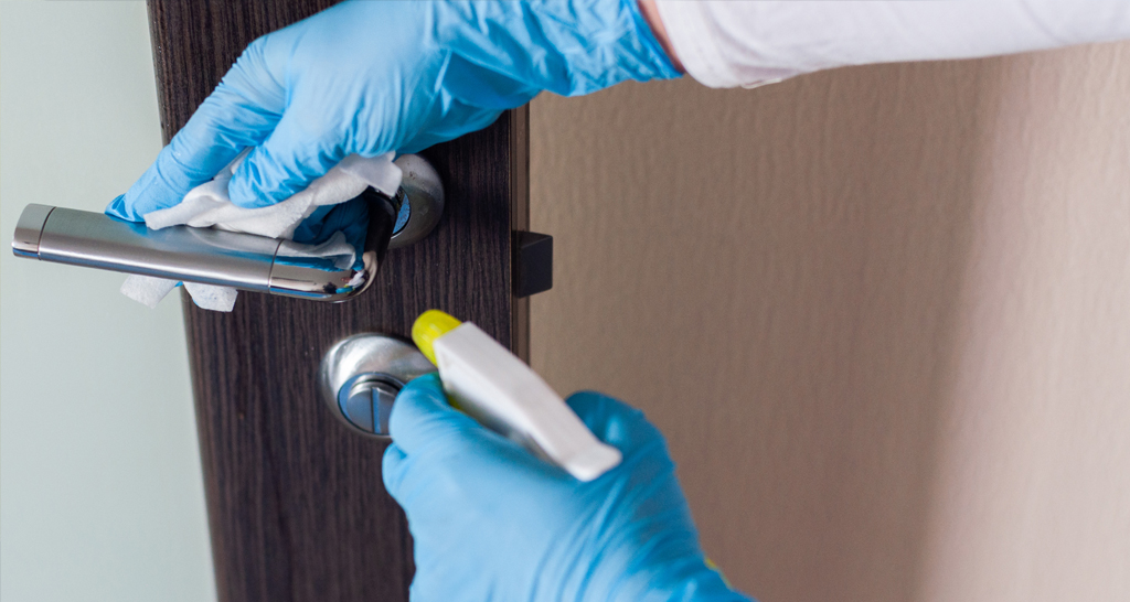 Disinfecting and Cleaning Services