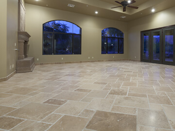 Stone and tile restoration services